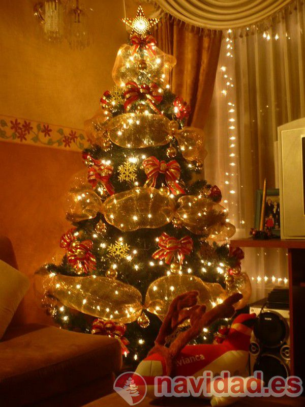 Manualidades decoracin rbol de navidad car interior design - Decoracion arbol navidad ...