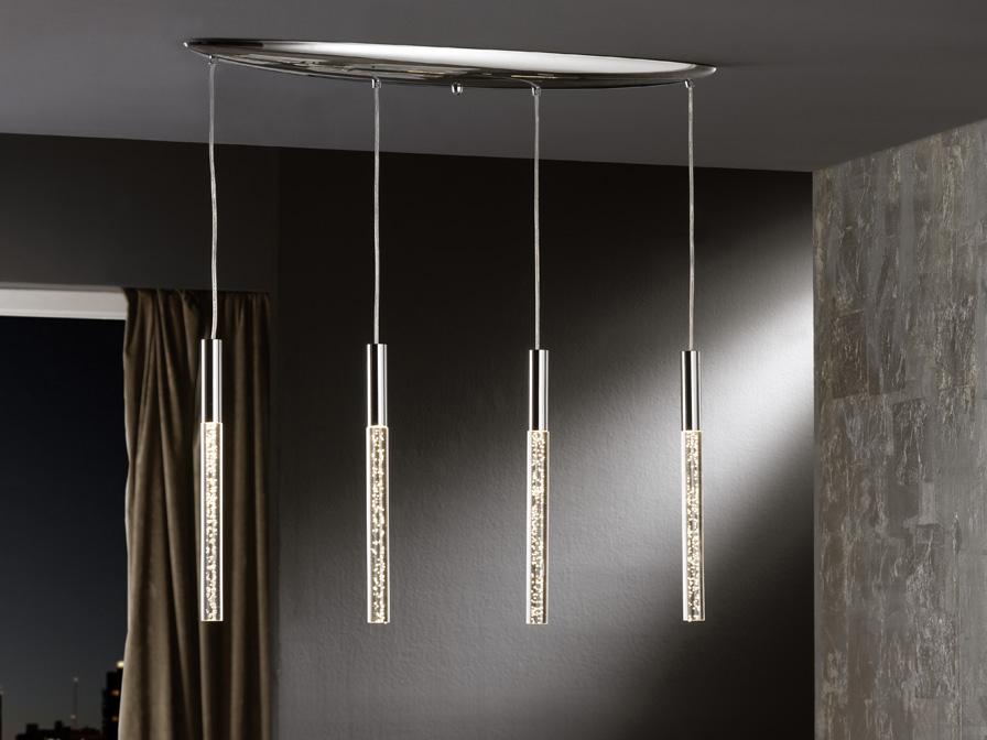 Iluminacion Bao Techo. Great Luces Pendientes Modernas Artefactos De ...