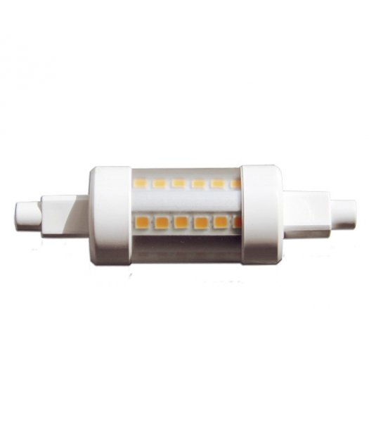 r7s lineal j78 led 5w 360º 3000k de lightled