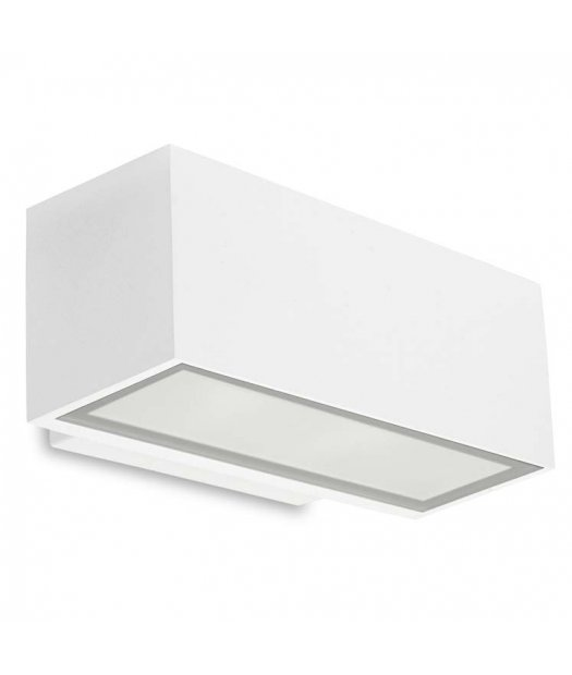aplique exterior afrodita led blanco 05-9912-14-cl leds c4