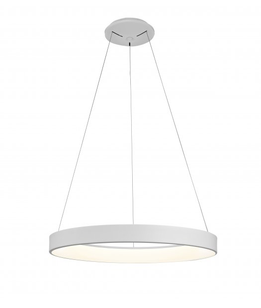 colgante de techo Ø 65 led dimmable niseko 5796 de mantra