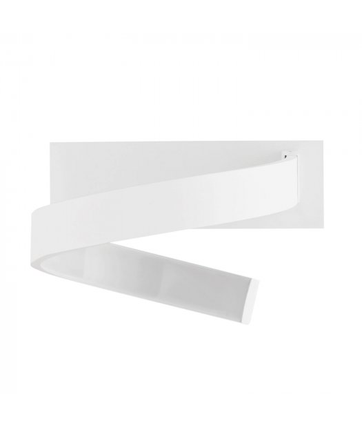 aplique de pared led ap.nastro de ondaluce