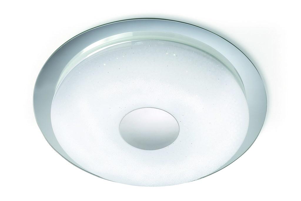 Plaf n de techo led regulable virgin 45 cm 5110 de mantra for Plafon led regulable